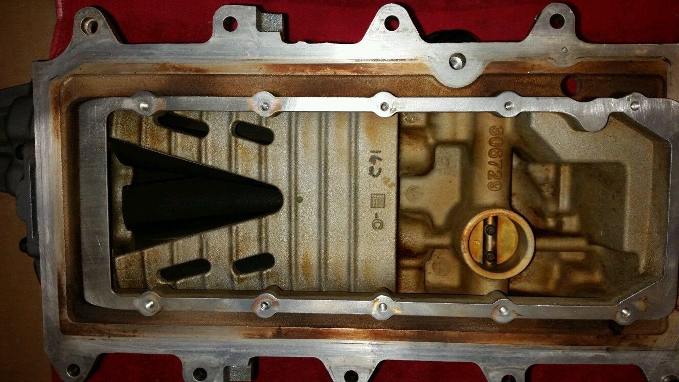 1UZFE Supercharger eaton 112 Manifold adaptor - Hilux Surf