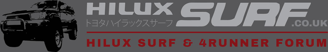 Toyota Hilux Surf & 4Runner Forum